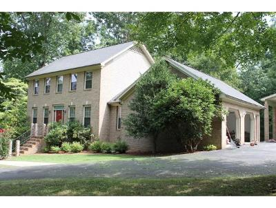 Blountville Single Family Home For Sale: 459 Woodway Drive