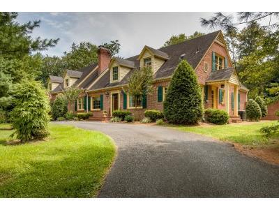 Elizabethton Single Family Home For Sale: 2314 West G Street