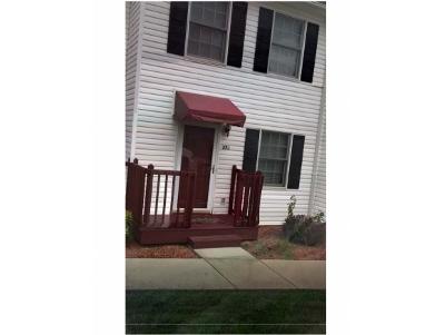 Bristol VA Condo/Townhouse For Sale: $87,700