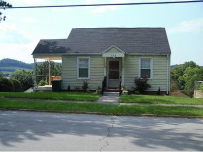 Elizabethton Single Family Home For Sale: 363 Pine Hill Road