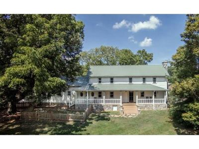 Jonesborough Single Family Home For Sale: 901 West College Street
