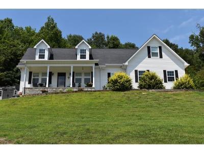 Elizabethton Single Family Home For Sale: 115 Bunker Hill Road