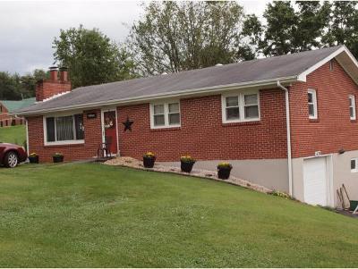Abingdon Single Family Home For Sale: 672 McBroom Street