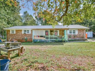 Erwin Single Family Home For Sale: 1165 Rock Creek Road