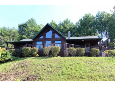 Mountain City Single Family Home For Sale: 3098 Divide Road