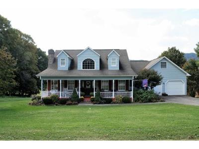 Unicoi Single Family Home For Sale: 103 Beechbrook Ct.