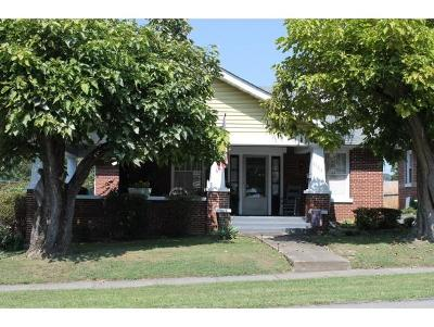 Bristol Single Family Home For Sale: 1124 Massachusetts Avenue