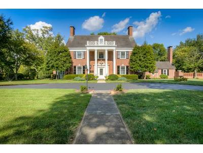 Kingsport Single Family Home For Sale: 1204 Watauga St.