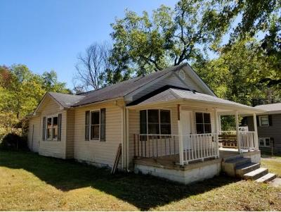 Unicoi Single Family Home For Sale: 844 Marbleton Road
