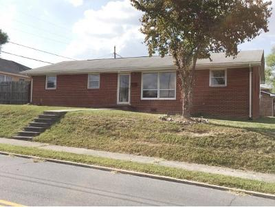 Kingsport Single Family Home For Sale: 1026 Lamont St