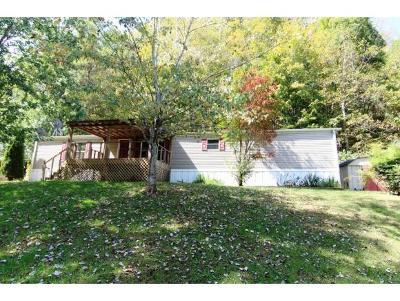 Butler Single Family Home For Sale: 364 Little Dry Run