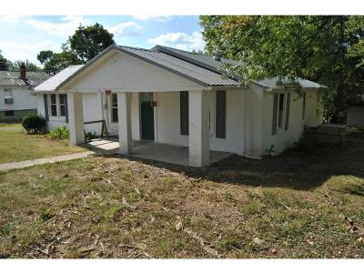 Johnson City Single Family Home For Sale: 611 Saint Louis St
