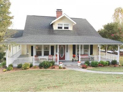 Greeneville Single Family Home For Sale: 305 River Bend Road