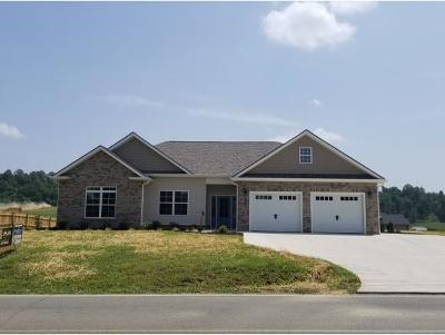 Jonesborough Single Family Home For Sale: 1292 Harmony Road