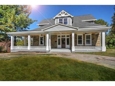 Johnson City Single Family Home For Sale: 1205 Buffalo St