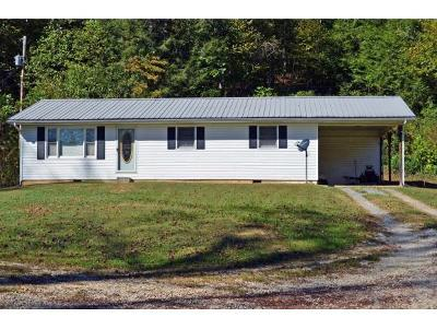 Roan Mountain Single Family Home For Sale: 6551 Hwy 19e