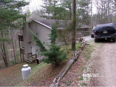 Butler TN Single Family Home For Sale: $179,000