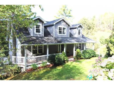 Mountain City Single Family Home For Sale: 646 Laurelwood Lane