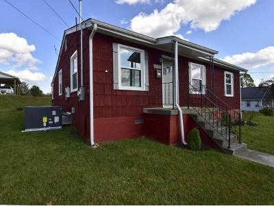 Bristol Single Family Home For Sale: 1225 Georgia Avenue