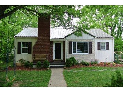 Elizabethton Single Family Home For Sale: 109 Cunningham St.
