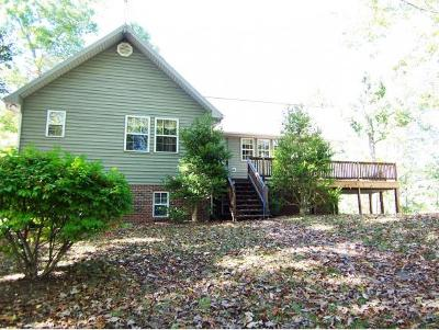 Hampton Single Family Home For Sale: 210 Fish Springs Rd.