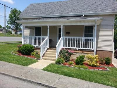 Bristol VA Single Family Home For Sale: $68,970
