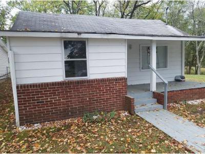 Bristol TN Single Family Home For Sale: $27,500