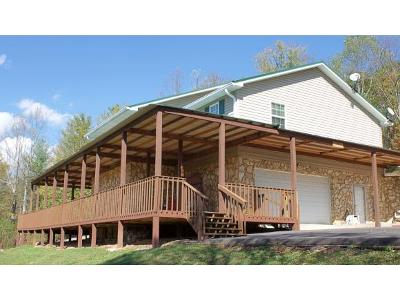 Johnson City Single Family Home For Sale: 273 Toll Branch Road