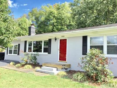 Johnson City Single Family Home For Sale: 1820 W Lakeview Drive