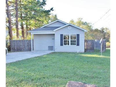 Johnson City Single Family Home For Sale: 3230 Mayfield Dr