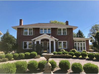 Bristol Single Family Home For Sale: 1135 Holston Avenue