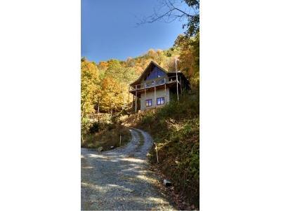 Flag Pond Single Family Home For Sale: 105 Deer Run Drive