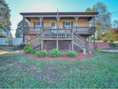 Bristol Single Family Home For Sale: 470 Boyd Rd