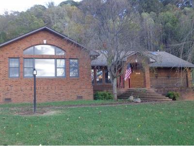 Mountain City Single Family Home For Sale: 508 N. Shady Street