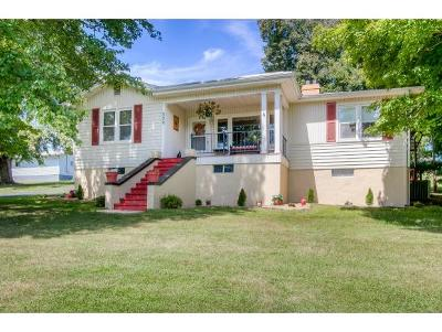 Church Hill Single Family Home For Sale: 320 W Main Blvd