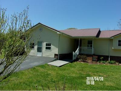 Erwin Single Family Home For Sale: 104 Old Mill Creek