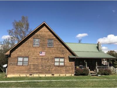Mountain City Single Family Home For Sale: 221 Hamby Lane