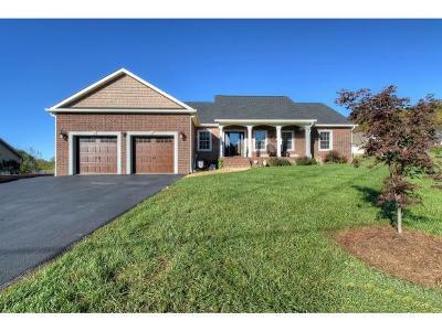 Elizabethton Single Family Home For Sale: 301 Sunrise Drive
