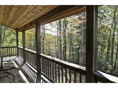 Mountain City Single Family Home For Sale: 609 Sprucy Ridge