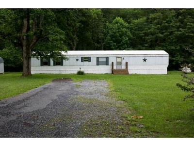 Damascus VA Single Family Home For Sale: $114,900