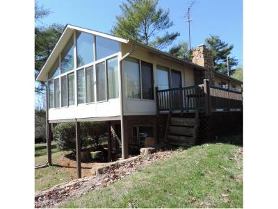 Piney Flats Single Family Home For Sale: 410 Lake Haven Road