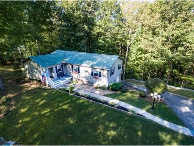 Unicoi Single Family Home For Sale: 343 Golf Course Road