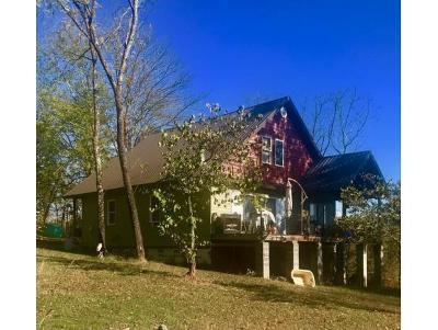 Greeneville Single Family Home For Sale: 323 Gray Lane