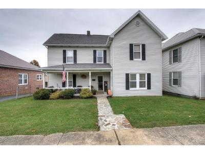 Erwin Single Family Home For Sale: 329 Academy Street