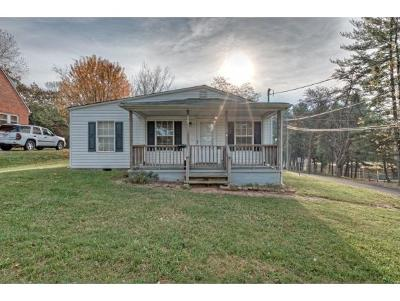 Bristol VA Single Family Home For Sale: $69,985