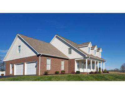 Abingdon Single Family Home For Sale: 167 Country Club Drive