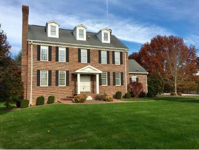 Abingdon Single Family Home For Sale: 341 Oakmont Drive
