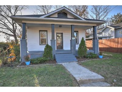 Bristol Single Family Home For Sale: 600 Vernon Street