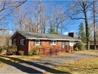 Bristol TN Single Family Home For Sale: $134,850