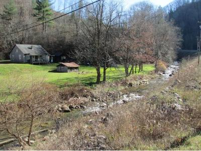 Mountain City Single Family Home For Sale: 128 Antioch Road